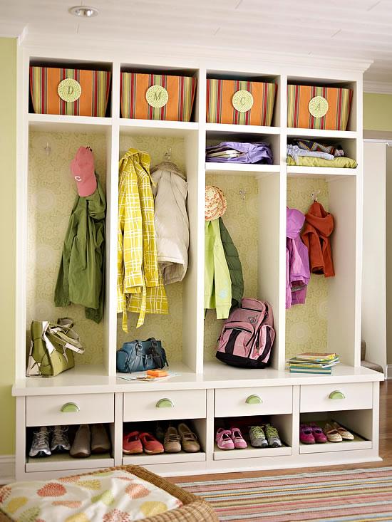 18 ideas para decorar con papel para empapelar - Papel para cubrir paredes ...