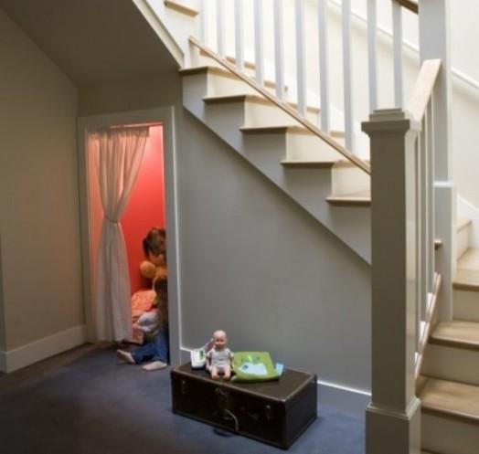9 Ideas Para Espacios De Juego Bajo Las Escaleras