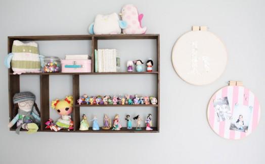 20 estanter as para organizar los juguetes de los peques - Estanterias para bebes ...