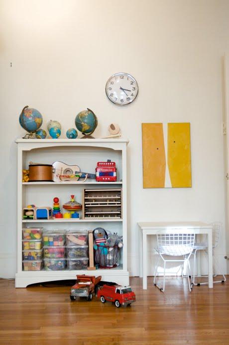 20 estanter as para organizar los juguetes de los peques - Estanterias para guardar juguetes ...