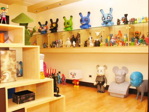 20 estanter as para organizar los juguetes de los peques - Estantes para juguetes ...