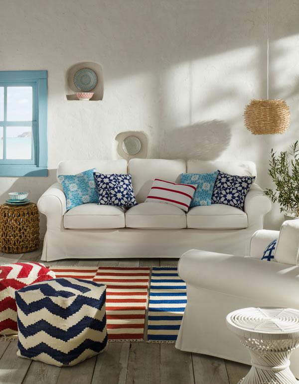 Dale estilo mediterr neo a la decoraci n de tu hogar - Decoracion estilo mediterraneo ...