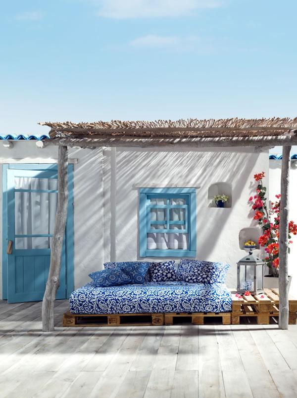 Dale estilo mediterr neo a la decoraci n de tu hogar - Muebles estilo mediterraneo ...