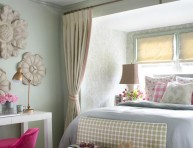 imagen Detalles de una habitación en estilo cottage