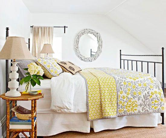 Dormitorios amarilos 1