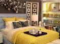 imagen Detalles en amarillo para la habitación