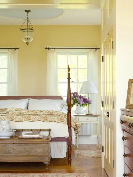 Dormitorios amarilos 7