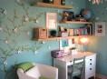 imagen 12 habitaciones de diseño para niñas