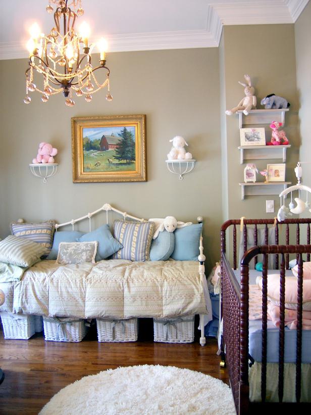 Bedroom Design For Parents And Baby: 15 Ideas De Habitaciones Para Bebés
