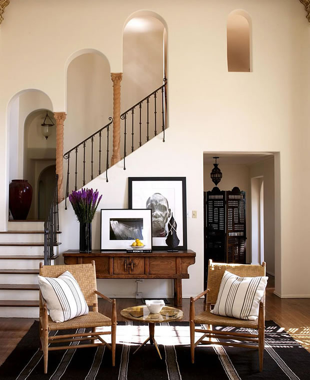 Area De Foyer : Ideas para que tu recibidor sea acogedor