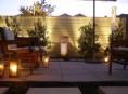imagen Iluminación moderna para terrazas