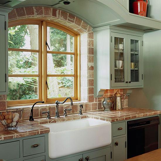 Lavabos cocina estilo cottage 10 gu a para decorar - Lavabo para cocina ...