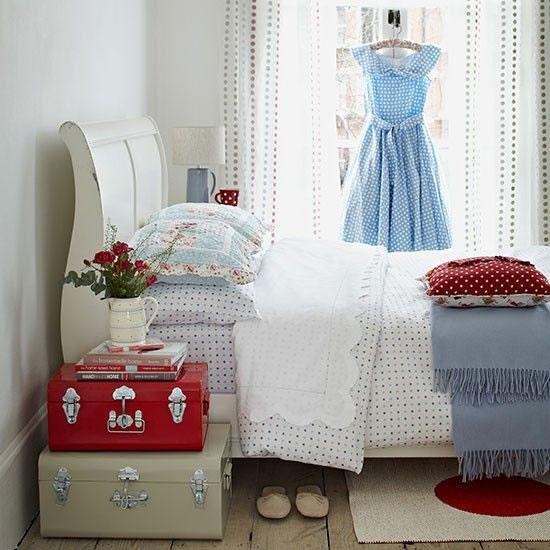 Maletas el detalle vintage que falta en tu hogar - Decoracion vintage hogar ...
