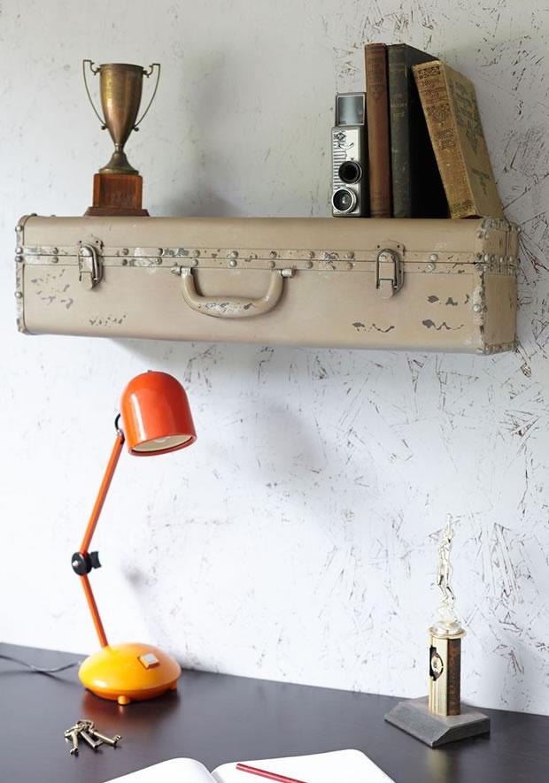 Maletas el detalle vintage que falta en tu hogar for Maletas vintage decoracion