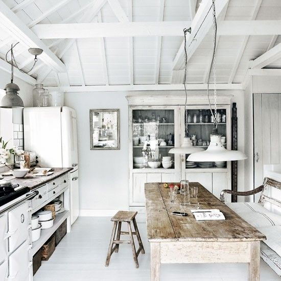 Muebles para una decoraci n de estilo vintage y shabby chic - Shabby chic muebles ...