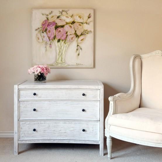 Muebles vinatge shabby chic 10 | Guía para Decorar