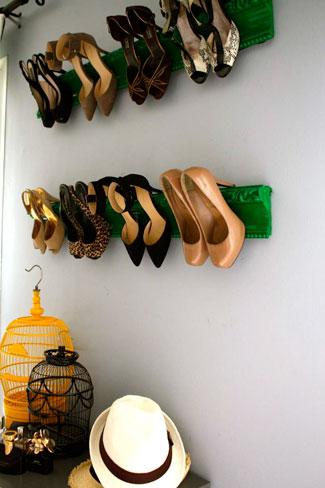 Organizador de zapatos diy - Organizador de zapatos ...