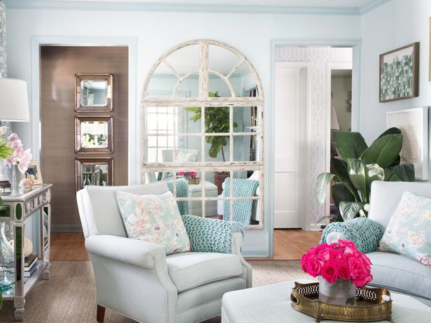 beautiful mirrors for living room tips para que tu living parezca m 225 s grande 22571
