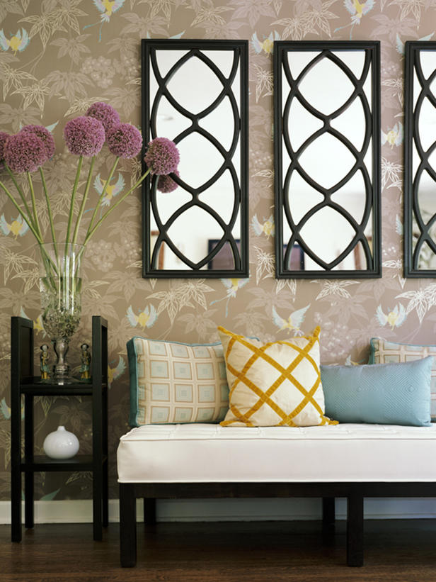 10 tips para decorar con espejos for Espejos ovalados para decorar