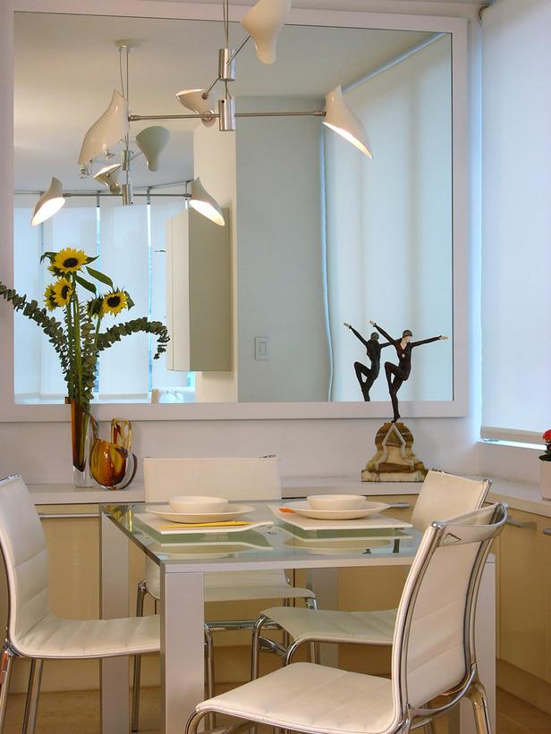 10 tips para decorar con espejos for Espejos para decorar living
