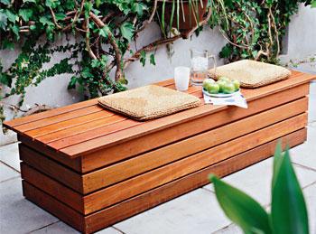 Bancos diy para tu jard n for Bancos de jardin usados