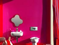 """imagen """"Florakids"""", un baño infantil a todo color"""