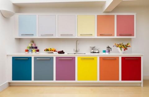 Cocinas a todo color for Todo facil cocinas