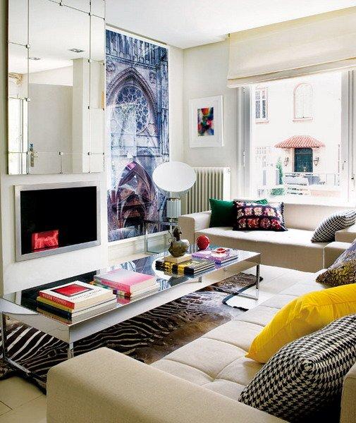 Un colorido y ecl ctico apartamento en londres - Apartamento en londres ...