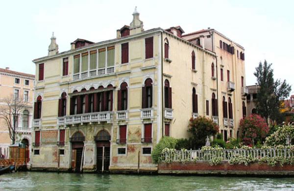 Deco jardín en Venecia 1