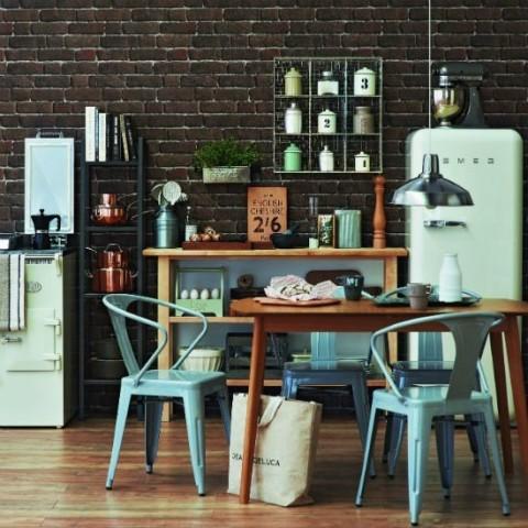 Detalles para hacer de la cocina un espacio industrial for Cocina decoracion industrial