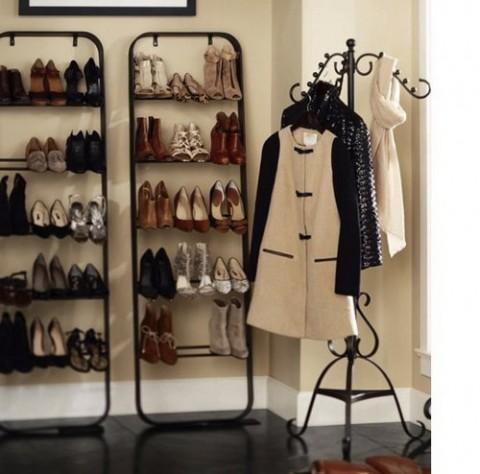 Escaleras De Mano Grandes Organizadores De Zapatos