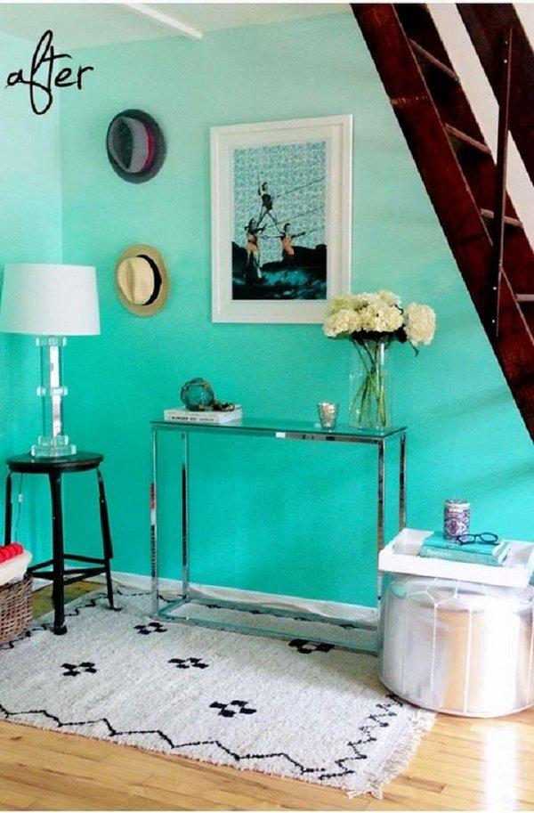 Decoraci n de interiores con efecto ombr for Aplicacion para decoracion de interiores