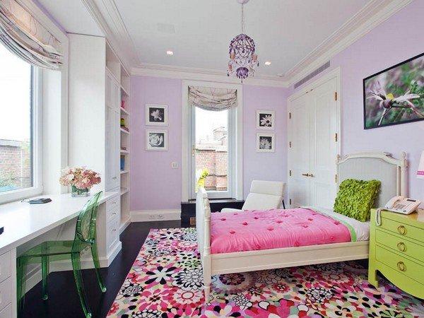 Ideas de alfombras para habitaciones de chicas for Modelos de habitaciones