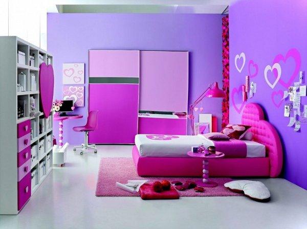 Ideas de alfombras para habitaciones de chicas - Alfombras para habitacion nina ...