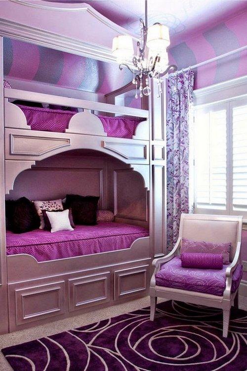 Ideas de alfombras para habitaciones de chicas - Attractive lamp shade styles as your beautiful room decorating ideas ...