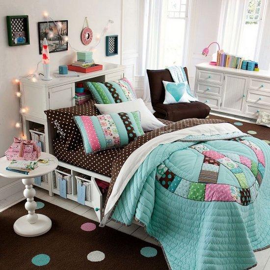 Ideas de alfombras para habitaciones de chicas - Habitaciones de chicas ...