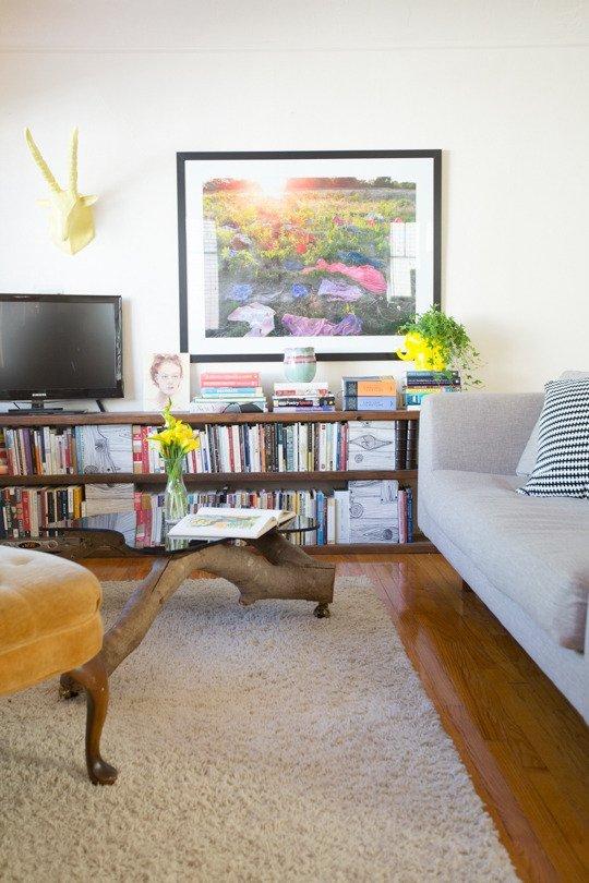 10 ideas para crear muebles con bloques de hormig n for Muebles con ladrillos