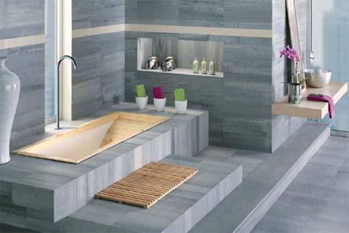 Cuartos de ba o de estilo oriental for Banos interiores para casa