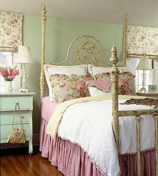 6 camas de estilo retro - Cabeceros de hierro ...