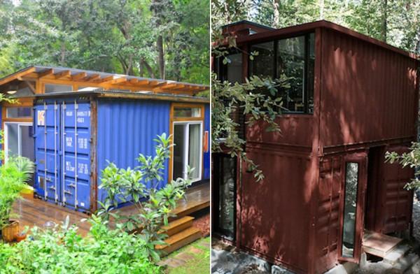 5 formas de vivir en un contenedor - Casas contenedor espana ...