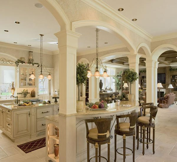 6 cocinas de estilo provenzal franc s - Estilo provenzal decoracion ...
