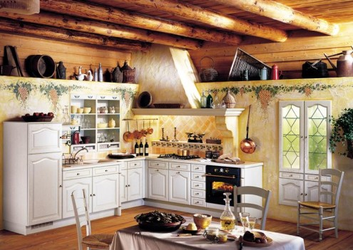 country kitchen decorating ideas pinterest 6 cocinas de estilo provenzal franc 233 s 8432