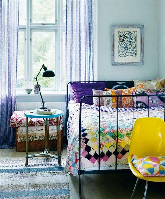 Dormitorios Con Estilo: 7 Dormitorios Con Estilo Boho Chic
