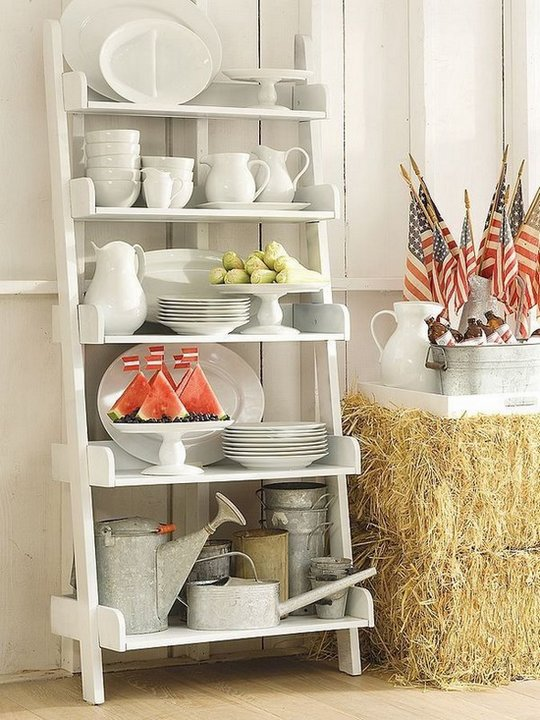 Escaleras y estanter as como organizadores - Home decoratie interieur trap ...