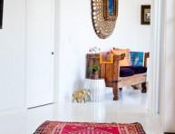 imagen Ethno chic, encanto decorativo que fusiona culturas