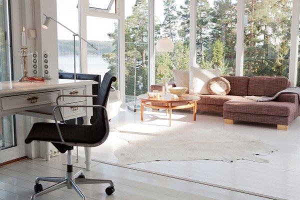 Casas de verano en estilo escandinavo 2