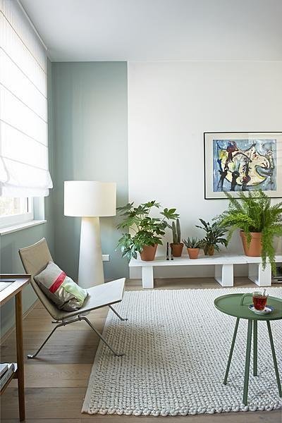 El color verde en estilos decorativos actuales - Estilos decorativos ...