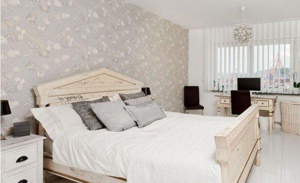 Apartamento escandinavo con detalles pop art - Cabecero estilo escandinavo ...