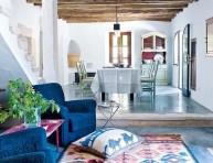 imagen Salones y patios en estilo mediterráneo