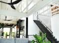 imagen Naturaleza y minimalismo en una casa en Kuala Lumpur